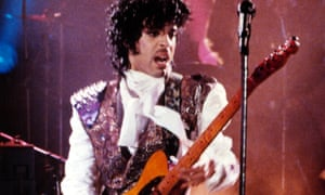 A shirt worn by Prince in the film Purple Rain has fetched nearly $100,000 at auction.
