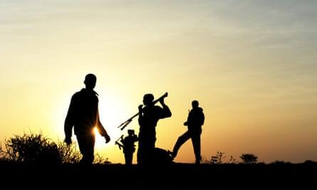 War in Somalia