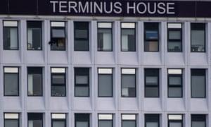 Terminus House, in Harlow, Essex.