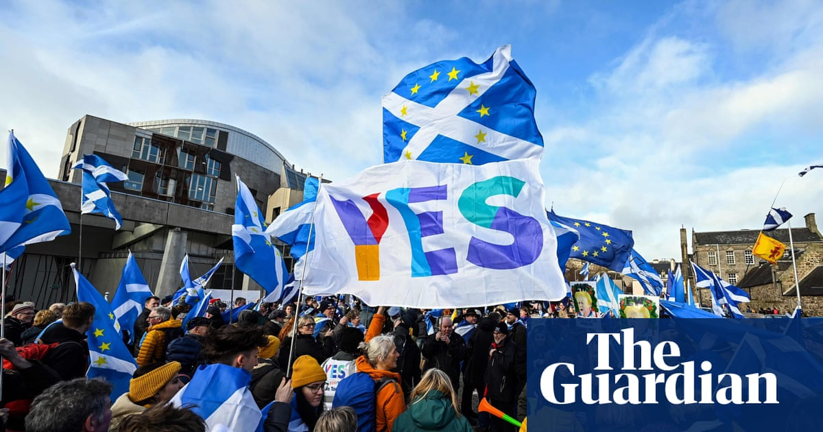 'Brexit changed everything': revisiting the case for Scottish independence