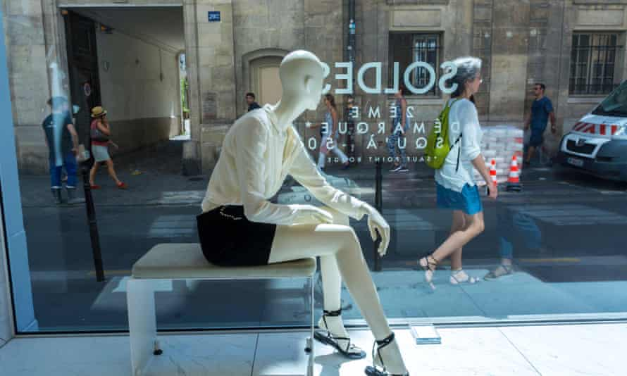 Female mannequins measured in Liverpool and Coventry stores were unhealthily thin.