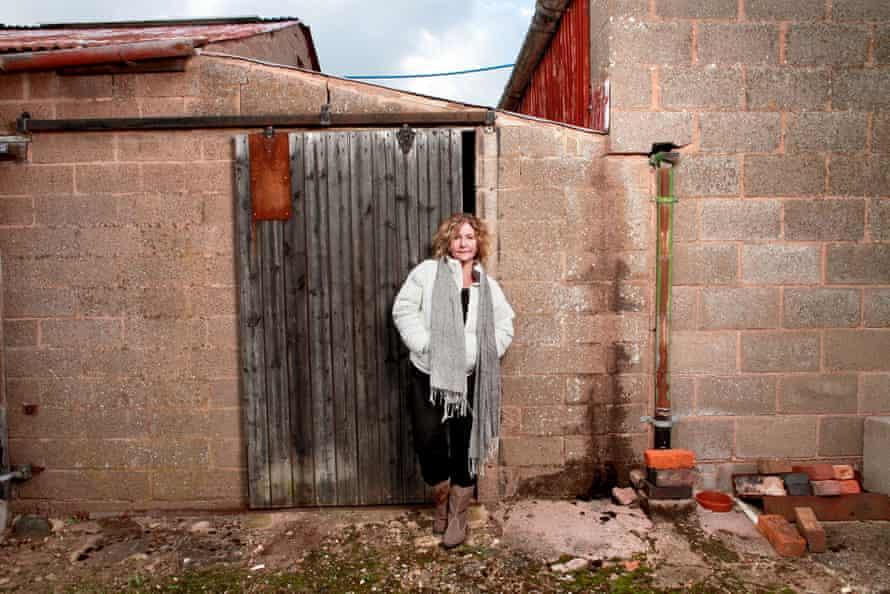 Once a Horrobin… Charlotte Martin as Susan Carter.