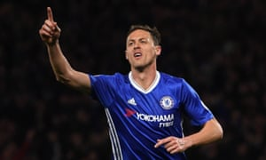 Nemanja Matic is in line to join Manchester United from Chelsea.