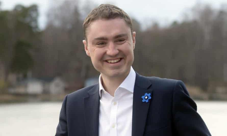 Estonian prime minister Taavi Rõivas