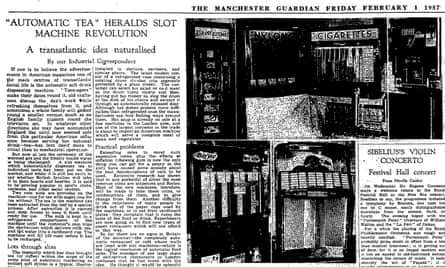 Manchester Guardian, 1 February 1957.