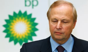 Bob Dudley, BP chief executive