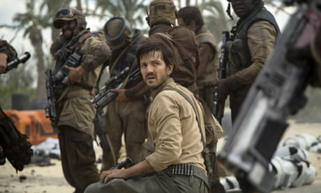 Disney's Rogue One spin-off must prove Star Wars can be so much bigger