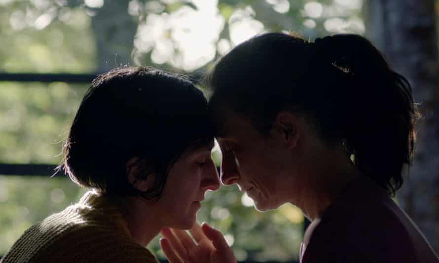 Beautifully acted … Julieta Figueroa and Amparo Noguera in Death Will Come and Shall Have Your Eyes.