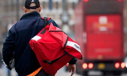 Uk Postal Workers In Plea For Limit To Non Essential Deliveries