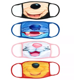 £20, pack of four, available to pre-order, shopdisney.co.uk