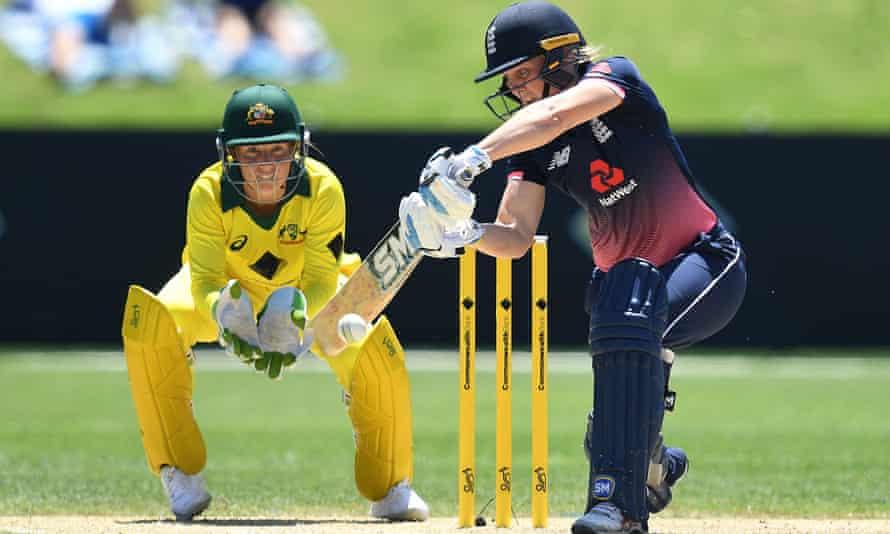 Australian wicket keeper Alyssa Healy
