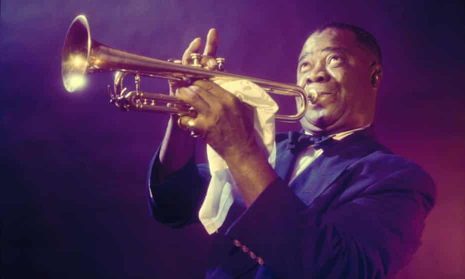 The reality is far more complicated ... Louis Armstrong.