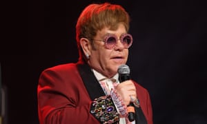 Elton! Vegas! It's Elton in Vegas!