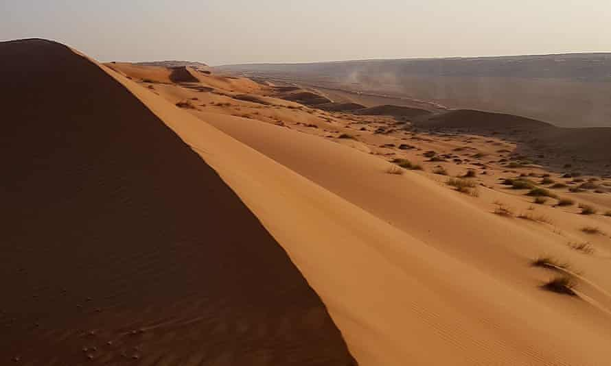 3 day expedition in the Wahiba Sands