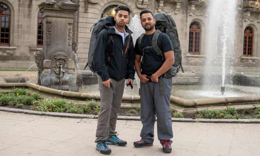 Emon and Jamiul Choudhury