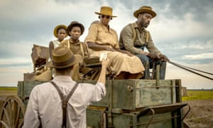 The Netflix movie Mudbound.
