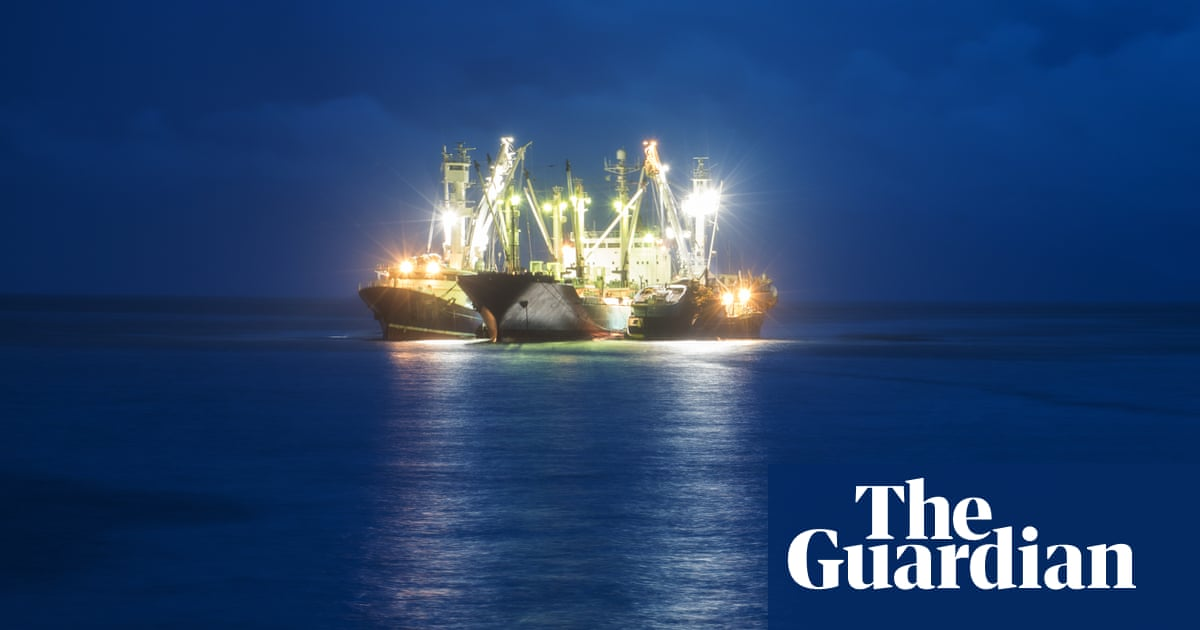 The mice that roared: how eight tiny countries took on foreign fishing fleets