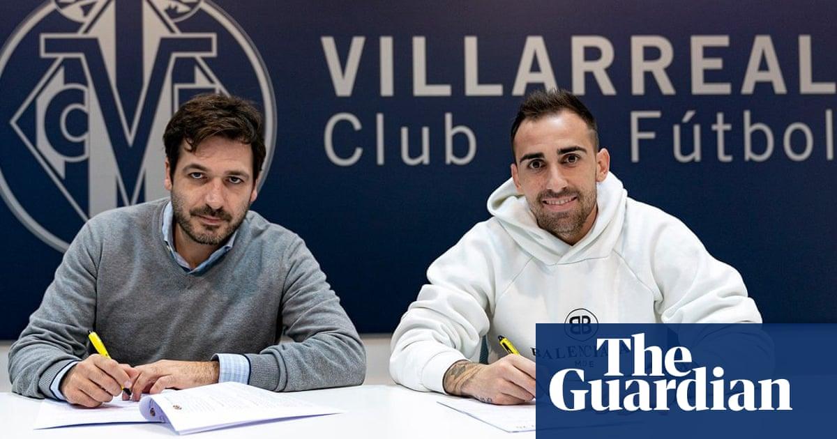 Euro transfers: Alcácer joins Villarreal from Dortmund, Piatek signs for Hertha