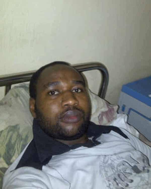 A photo of Bala released by the International Humanist and Ethical Union.