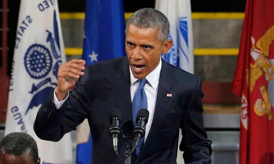 Obama Pinckney