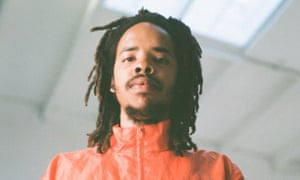Wit and warmth ... Earl Sweatshirt.