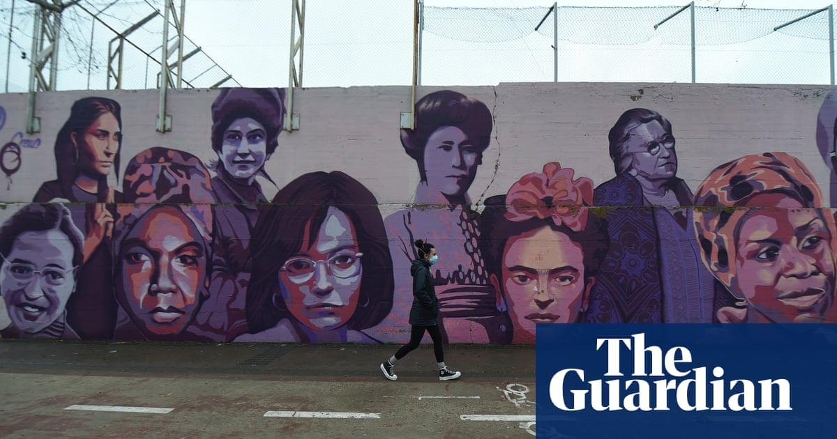 Madrid feminist mural saved from removal attempt by far right