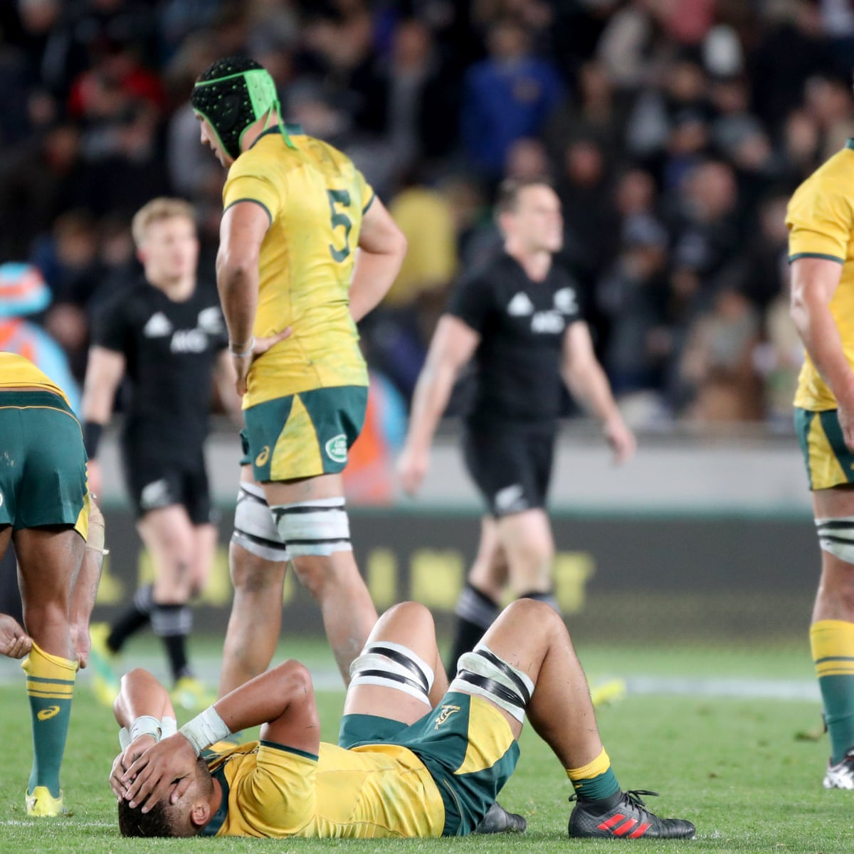 Wallabies Must Learn Art Of Counter Attack Before Bledisloe Cup Can Be Won Bledisloe Cup The Guardian