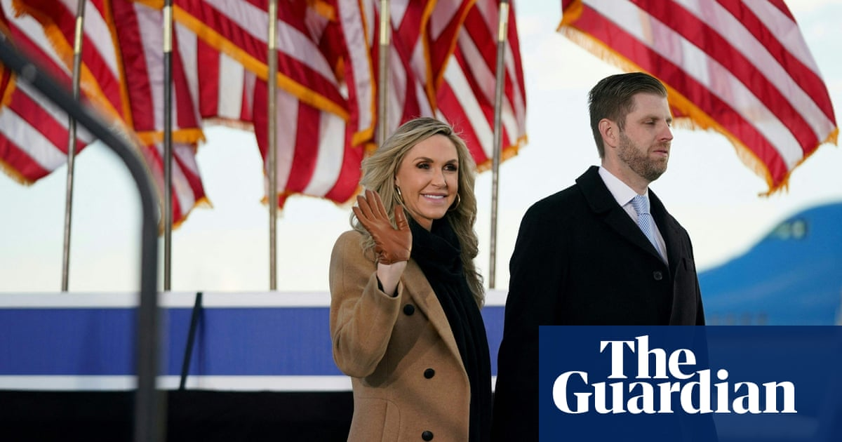 'Welcome to the family': Fox News hires Lara Trump as a contributor