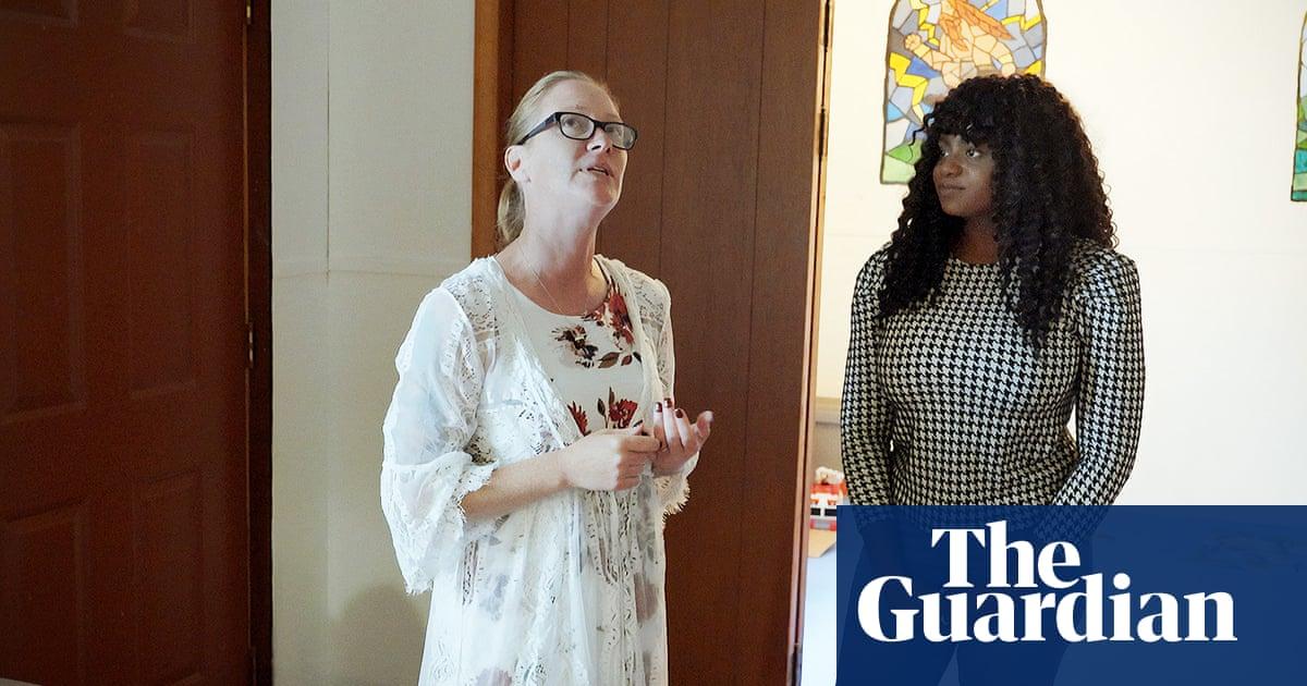 Inside America's last whites-only church – video