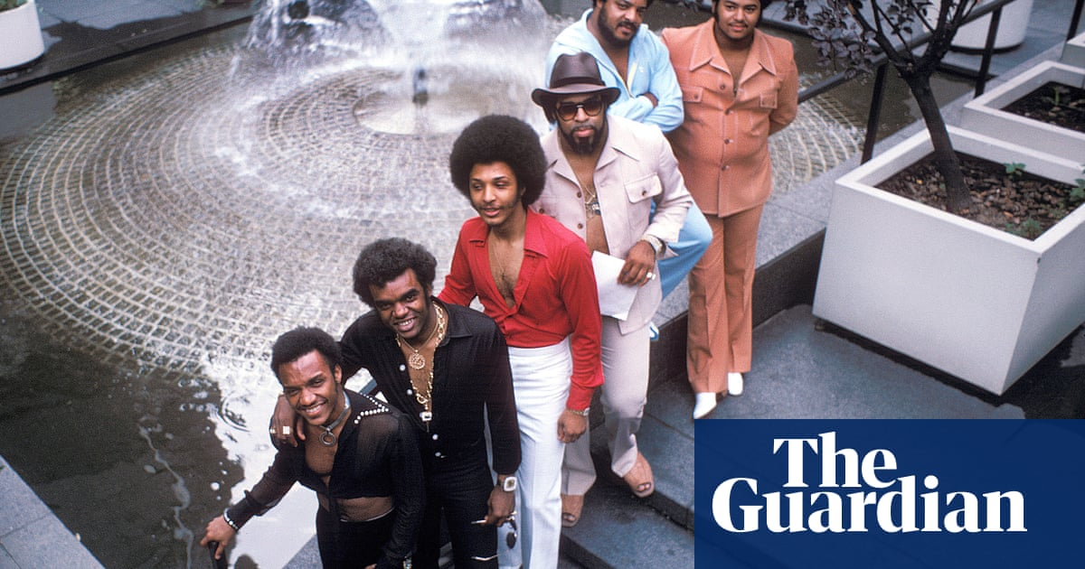 The Isley Brothers: 'Our music is so much more than Shout