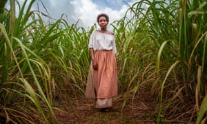 Tamara Lawrance as July in The Long Song.