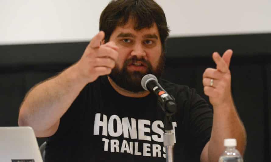 Andy Signore at Wizard World Comic Con Philadelphia in 2016.
