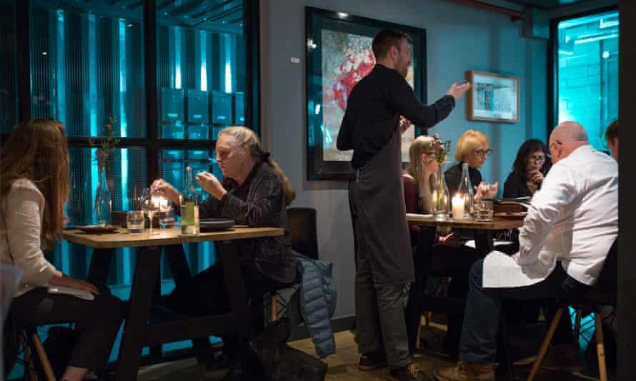 Jöro restaurant