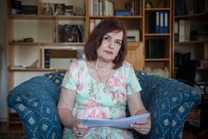Veprore Shehu of Medica Kosova