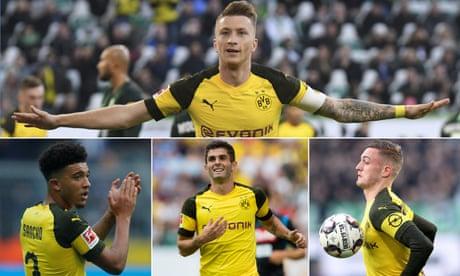 Marco Reus conducts Borussia Dortmund's remarkable renaissance | Ben Fisher