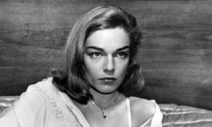 Simone Signoret in Thérèse Raquin, 1953.