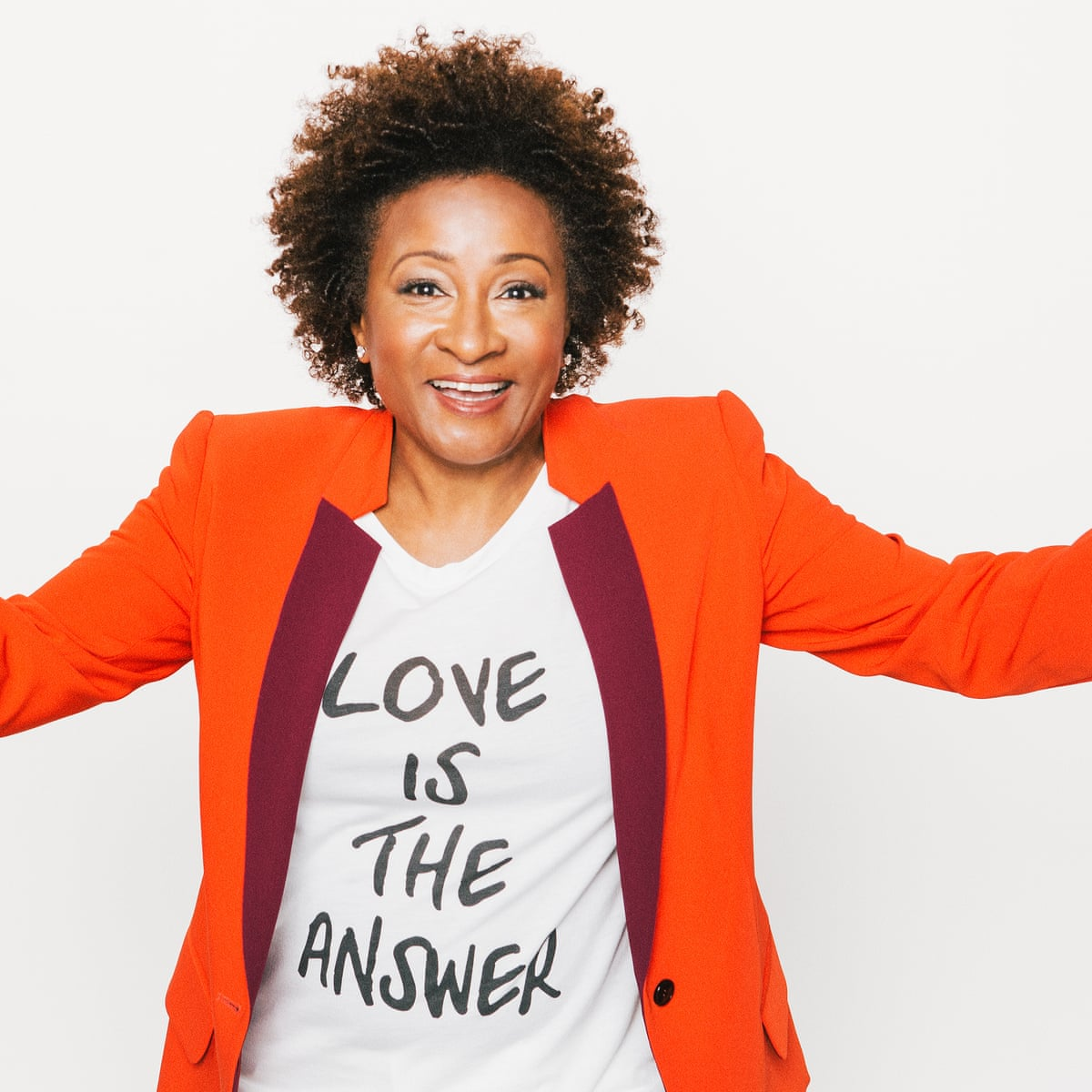 Wanda Sykes on why she had to quit Roseanne – but still has empathy for its star   Comedy   The Guardian