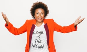 'You have to be funny in the midst of all this insanity' …Wanda Sykes.
