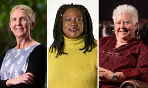 Ann Cleeves, Dreda Say Mitchell, Val McDermid