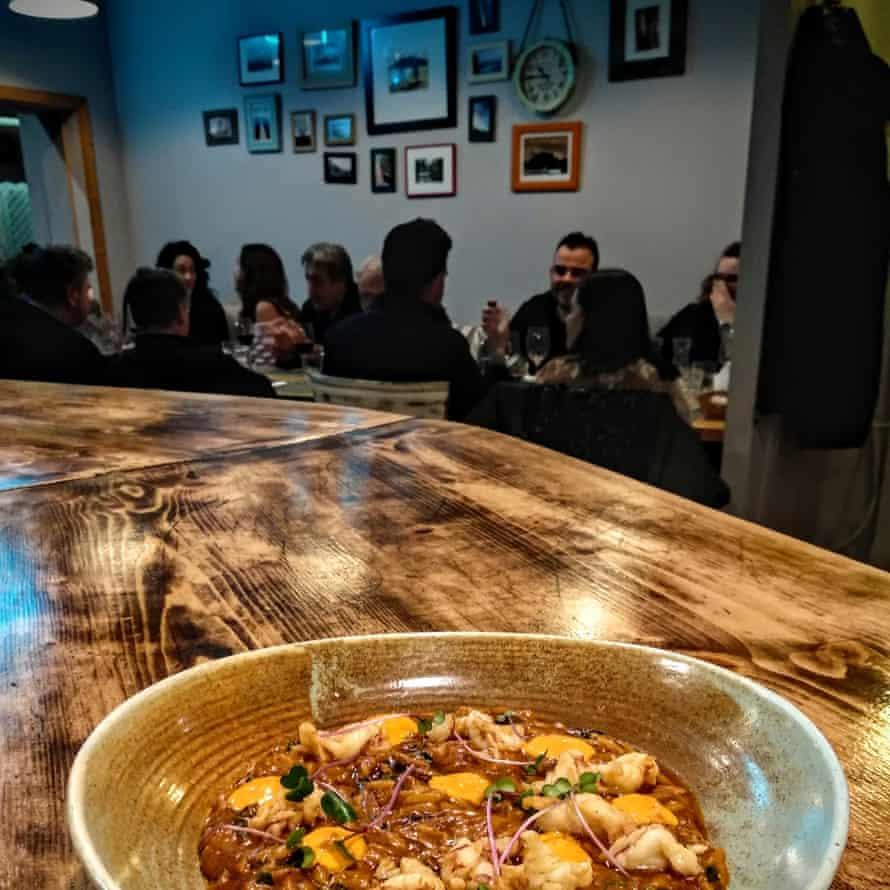 Volos restaurant