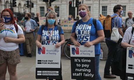 Low-paid NHS workers deserve better than this paltry offer   Letters