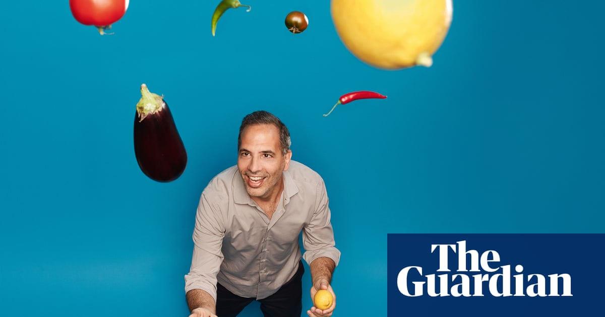 Easy does it: seven simple new Yotam Ottolenghi recipes | Food | The