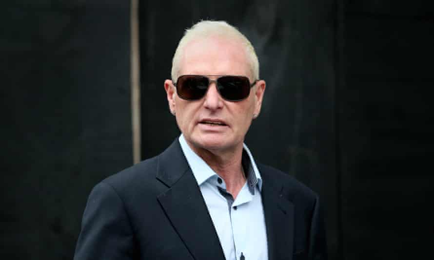 Paul Gascoigne is accused of making a joke about a black bouncer at one of his An Evening With Gazza shows last autumn.