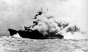 an eyewitness account of the sinking of the bismarck archive 31