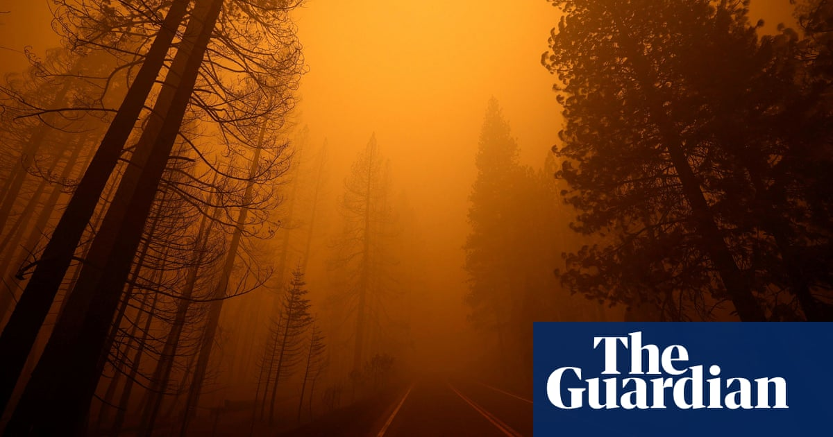 Dixie fire: cool weather slows raging California blaze as attention shifts to PG&E role