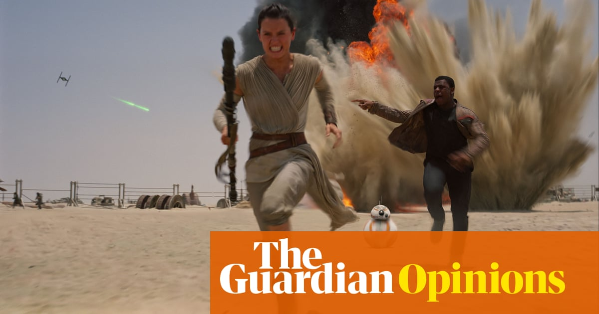 Star Wars is a game-changer, awakening the feminist force in little
