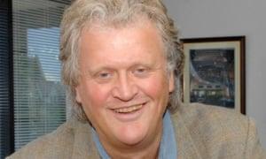 Tim Martin, JD Wetherspoon chairman.