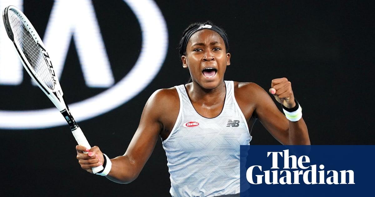 Coco Gauff beats Venus Williams again in stunning Australian Open debut