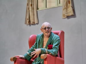 Alan Cumming starring in Endgame at the Old Vic this year
