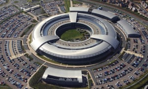 The GCHQ in Cheltenham